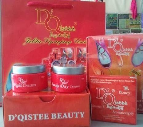 D'Qistee Beauty ~Jelita Sepanjang Usia ~