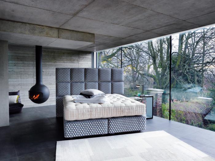 Decoraci n de la casa hermosos dormitorios con colchones - Camas supletorias y divanes ...