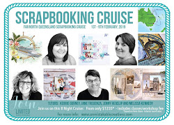 Australian Scrapbook & Craft Cruises Guest Tutor
