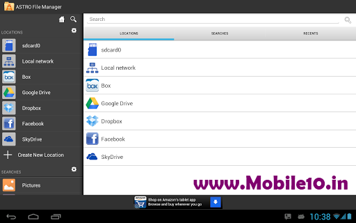 ASTRO File Manager with Clouds Apk Free Download For Android