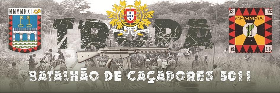 Batalhão Caçadores 5011