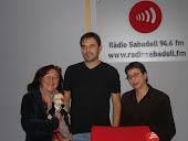 """Entrevista """"Hablando de tí"""" del programa de radio """"Voces ánonimas"""" del próximo 17 de Diciembre 2011"""