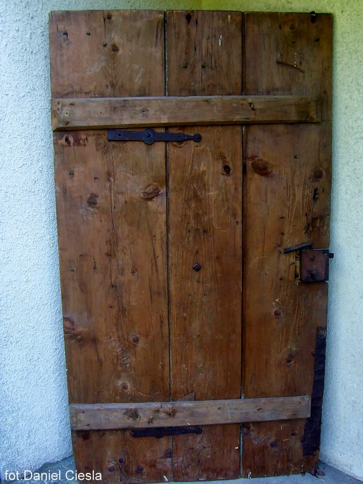 Stare solidna drzwi