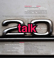 TALK20 BEIRUT |5| 01.04.11