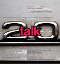 TALK20 BEIRUT |5| 01.04.11