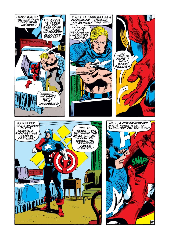Captain America (1968) Issue #122 #36 - English 13