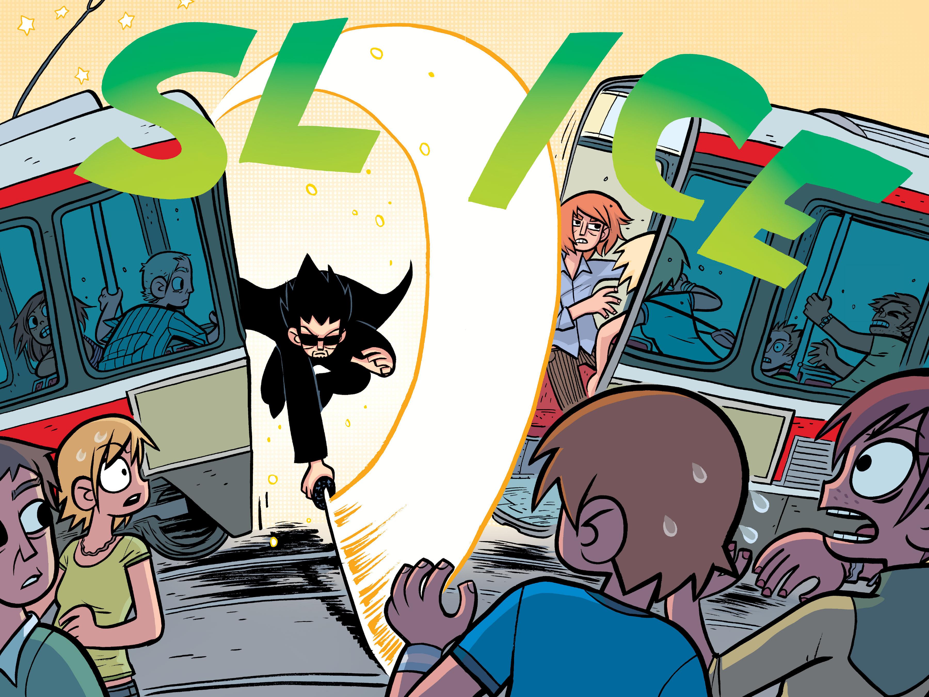 Read online Scott Pilgrim comic -  Issue #4 - 67