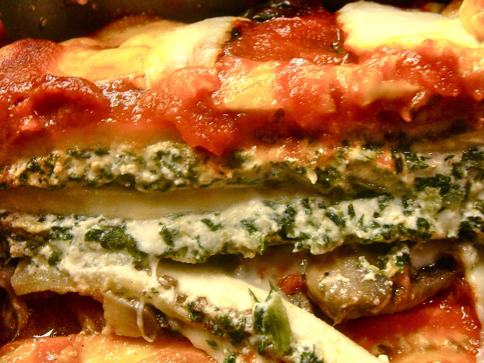 Eggplant Lasagna Low Carb | Rux Cooks