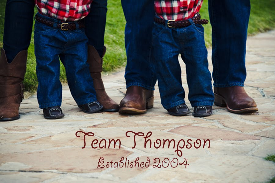 Team Thompson