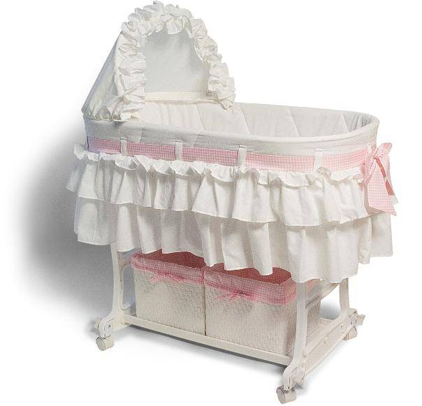 Baby Bassinet Instructions2