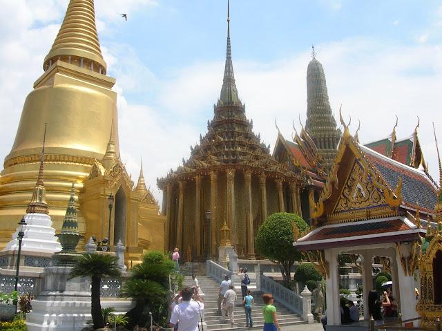 cosa vedere a bangkok, il palazzo reale