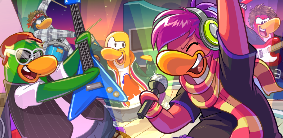 Cadence and Penguin Band Meetup Schedule Music Jam 2014