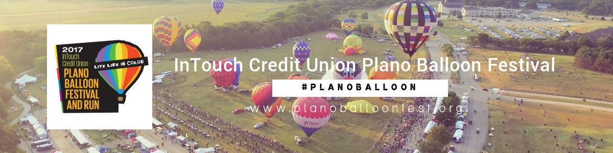 InTouch Credit Union Plano Balloon Festival