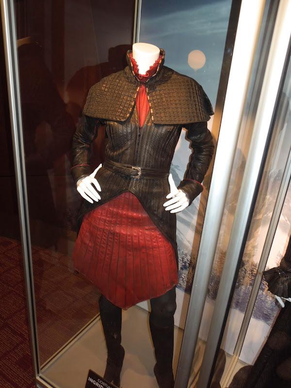 Horned witch Hansel Gretel movie costume