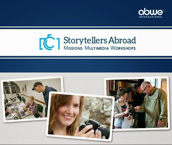 Storytellers Abroad Workshop