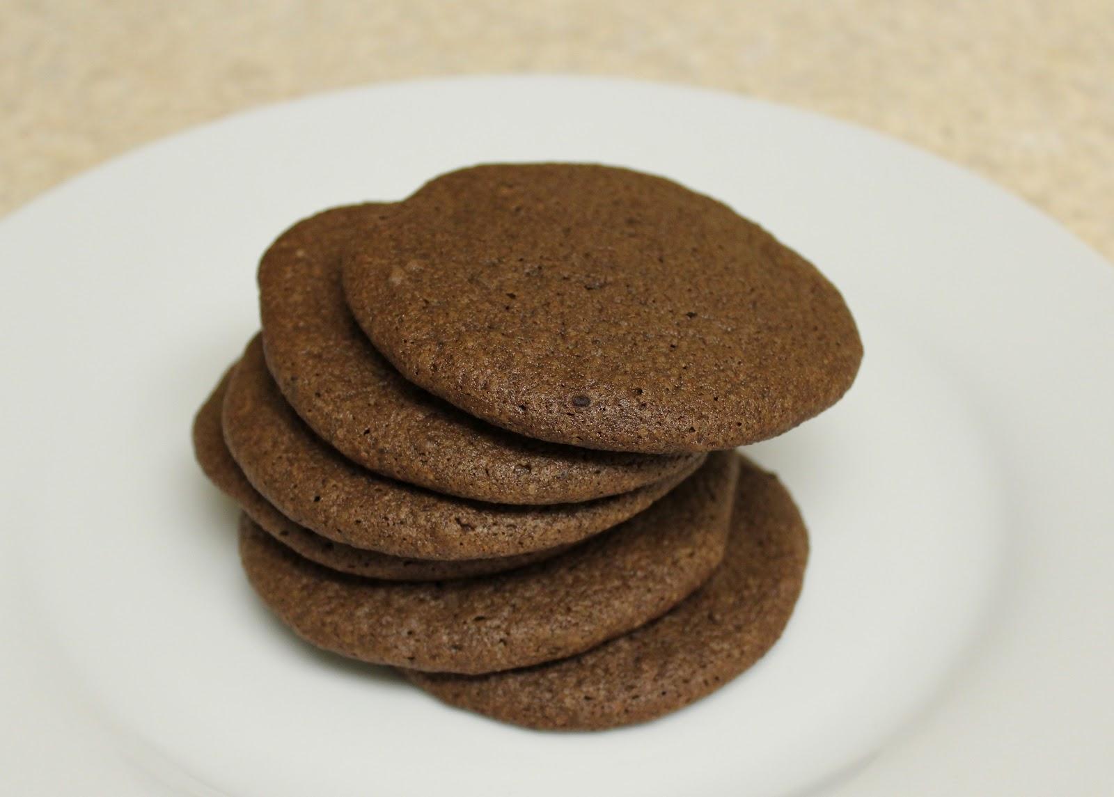 chocolate cinnamon cayenne cookies