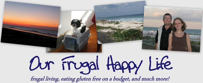 Our Frugal Happy Life