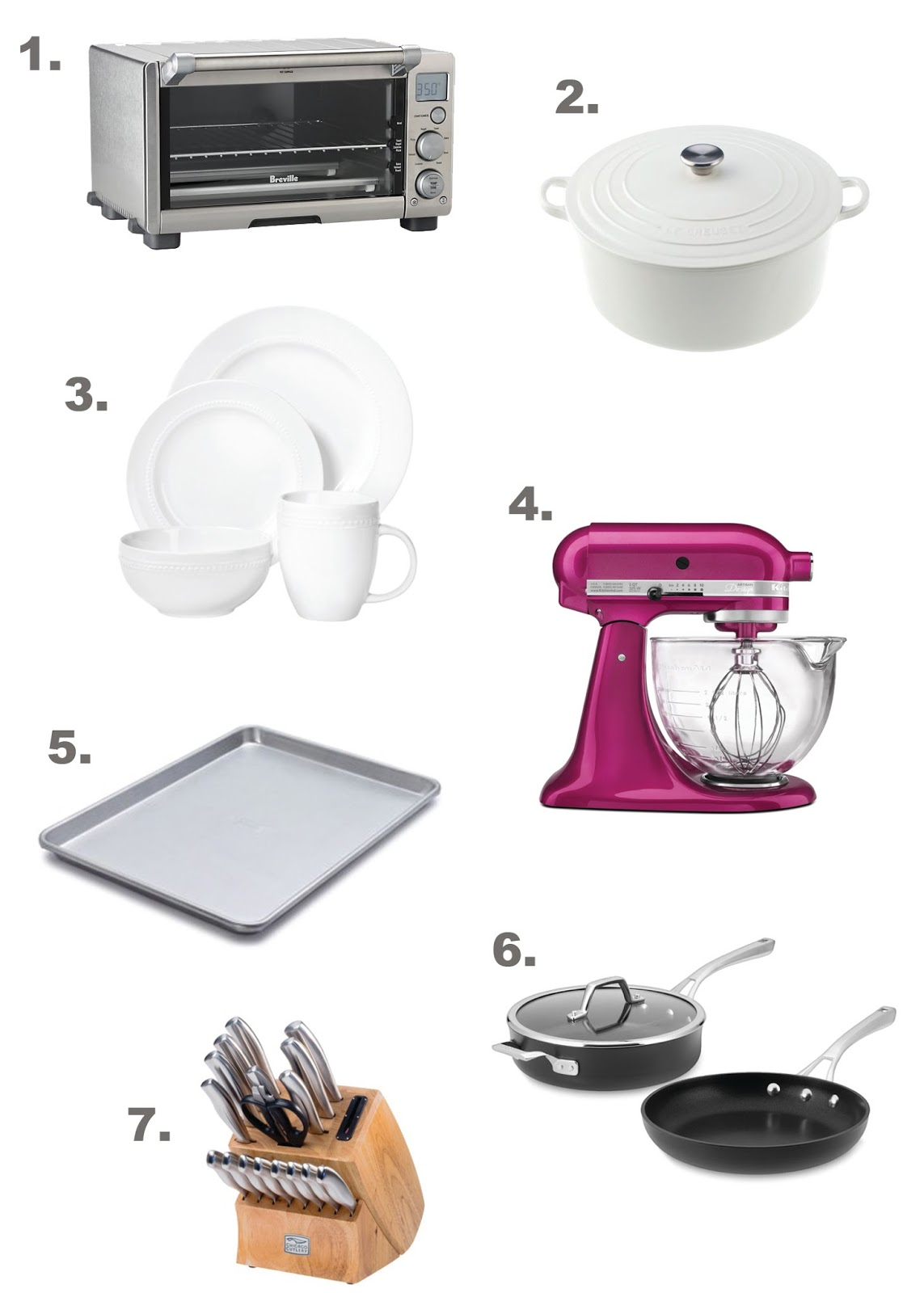 New Kitchen Must Haves | Sunflour Cottage Creations
