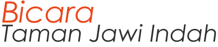 Bicara Taman Jawi Indah