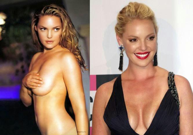Самые сексуальные бюсты Голливуда. Фото