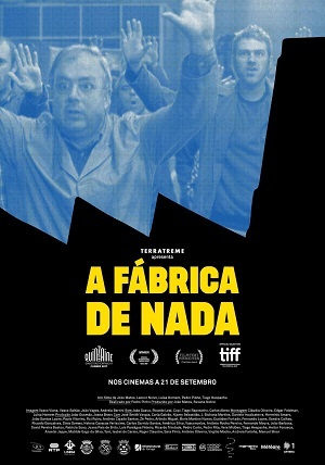 A Fábrica de Nada Filmes Torrent Download capa