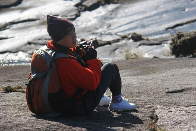 Biodata Robbi Sapinggi, Siapa Robbi Sapinggi? , Robbi Sapinggi Malim Gunung, Pemandu Arah Gunung Kinabalu, Gempa Bumi Gunung Kinabalu, Malim Gunung Pilihan Ramai Robbi Sapinggi Terkorban