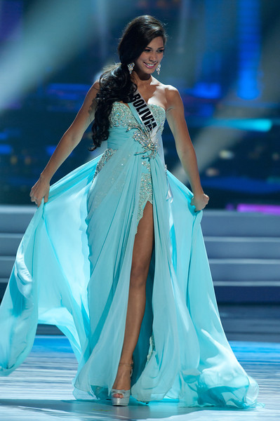 BEAUTY Incorporated: Miss Universe 2011 Evening Gown: Preliminary ...