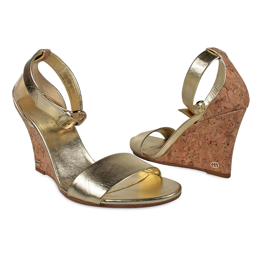 Lastest Young Owns Two Pairs, A Melonhued Mule And A Threestrap Patent Sandal, And