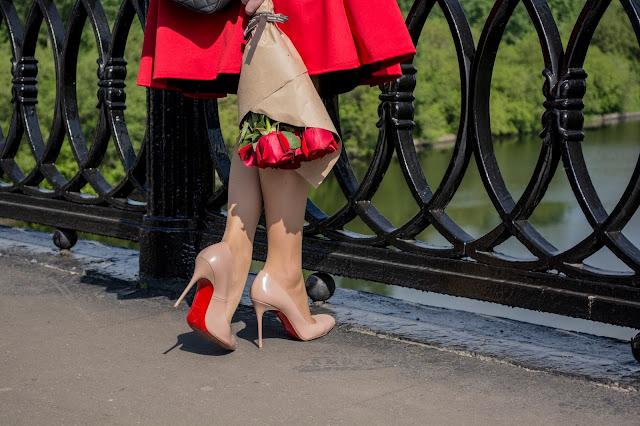 фотосессия парижанка француженка