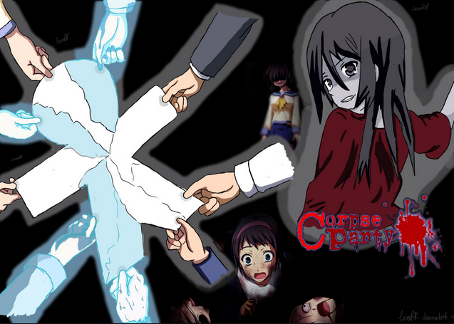 CORPSE PARTY LIVE ACTION MOVIE (pemain + trailer)