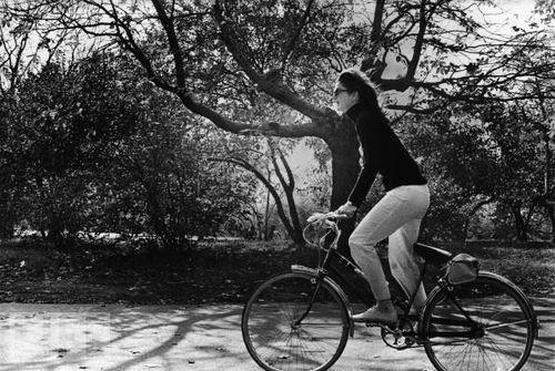 ... one of my favorite pictures of Jackie Kennedy