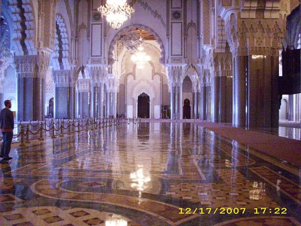 moscheea-hassan-II-interior