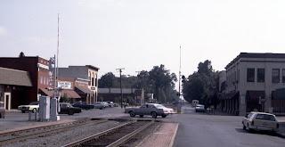 Ashland's main street