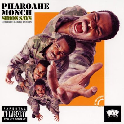 Pharoahe Monch – Simon Says / Behind Closed Doors (VLS) (1998) (320 kbps)