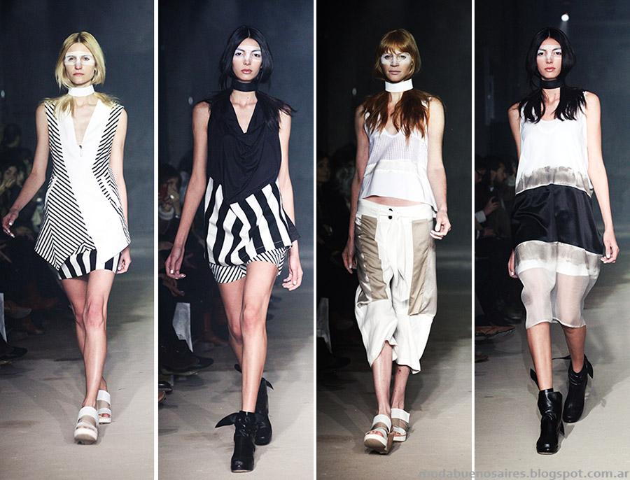 Moda en Bafweel primavera verano 2015, La Ciudad de la Moda, desfiles Cora Groppo 2015.