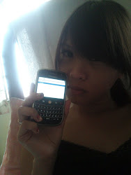 With my blackberry :D