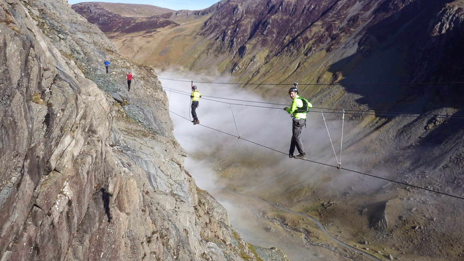 Episode 7: Ropes, Rides and Inversions