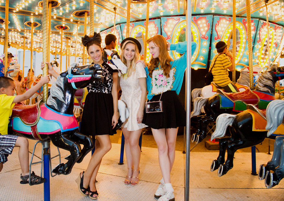 summer, spring, fall, winter, sophia webster, wildfox couture, riff raff, bicyclette boutique, outfit inspiration, a/w, s/s