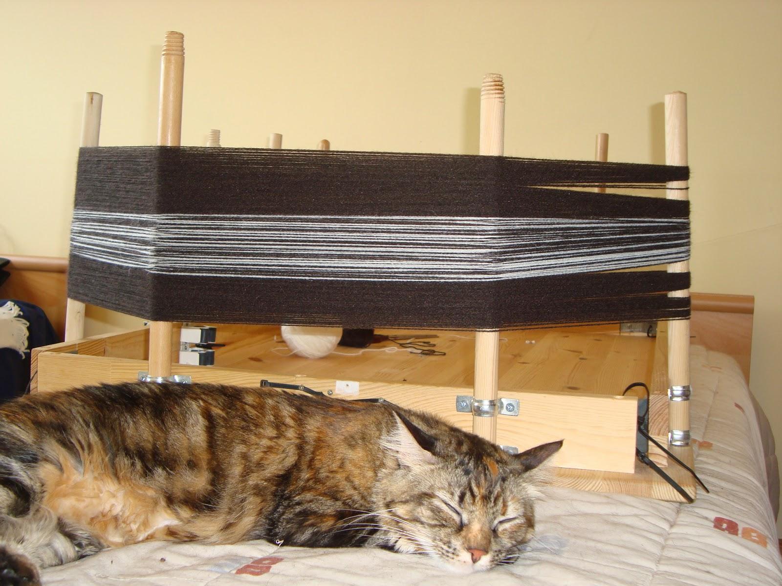 Giosennifer ottobre 2012 - Telaio da tavolo per tessitura a mano ...