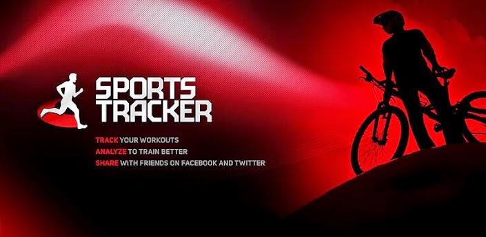 Sports Tracker, otra aplicación android de deporte