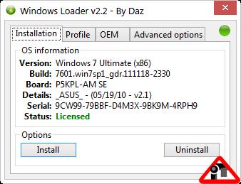 windows 7 professional crack  32 bit