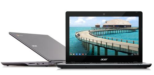 Acer C720PChromebook