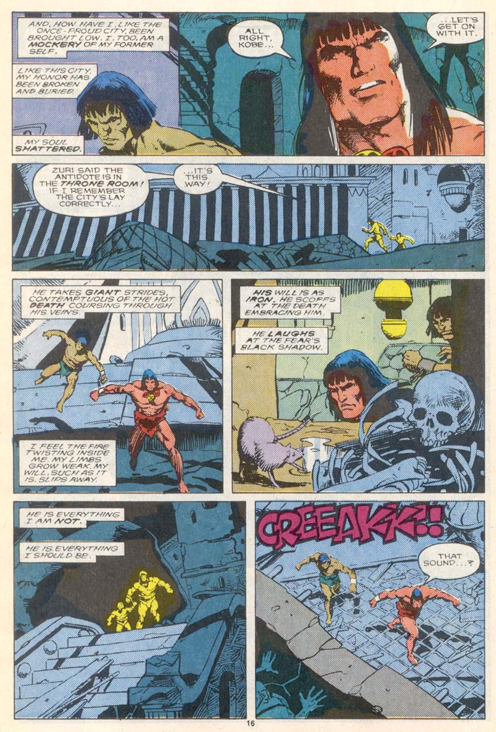 Conan the Barbarian (1970) Issue #208 #220 - English 13