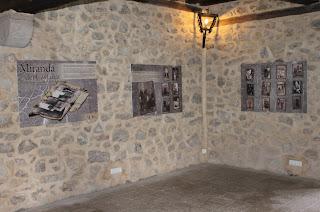 Exposicion en miranda del Castañar