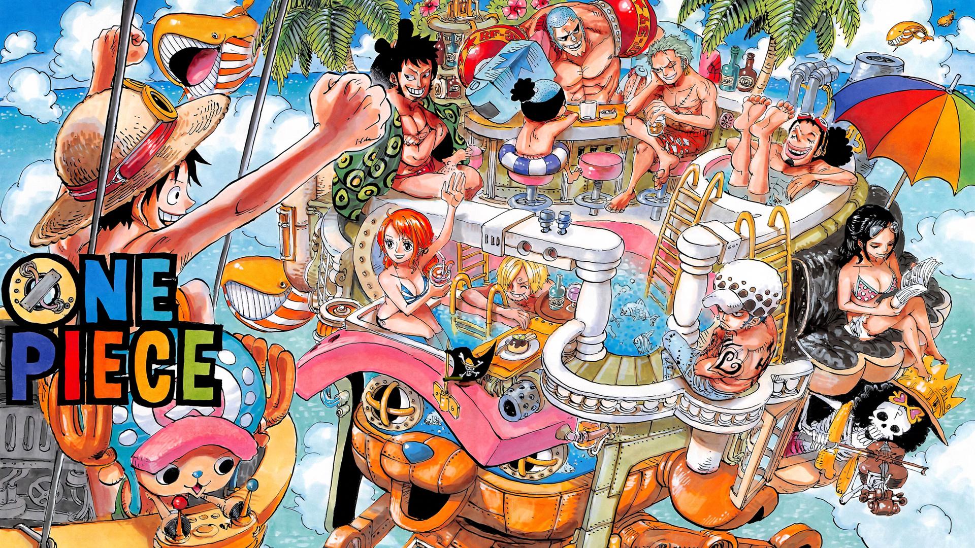 One Piece Chapter 717: Những người Dressrosa bị lãng quên 020