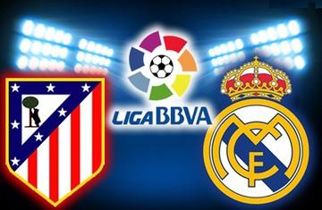 توقيت مباراة ريال مدريد واتليتكو مدريد يوم الاربعاء 5/2/2014