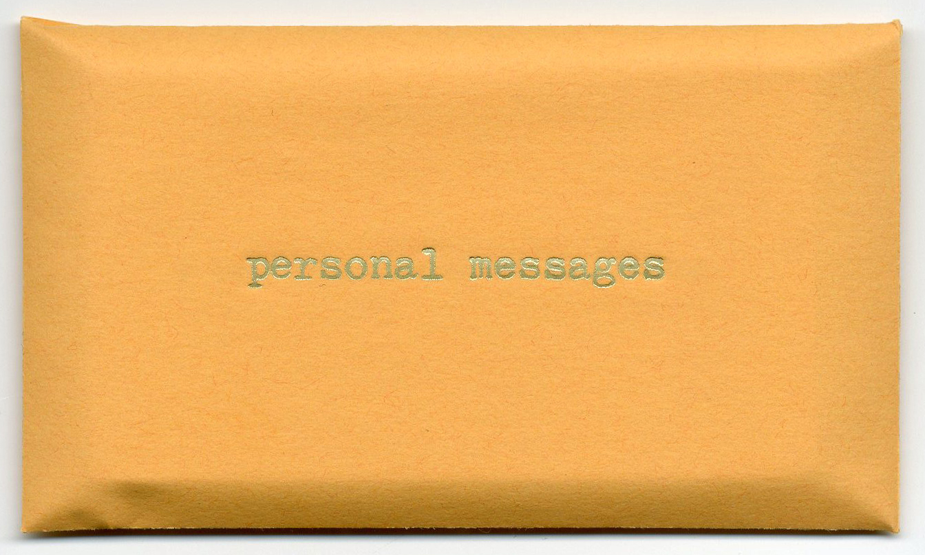 Personal Messages