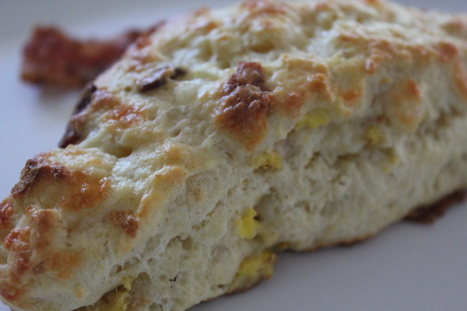 Bacon, Egg, And Cheese Scones (adapted from The Cheese Lover's ...