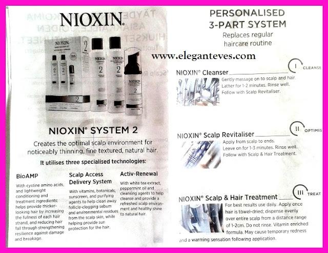Nioxin Haircare Range: System No.2