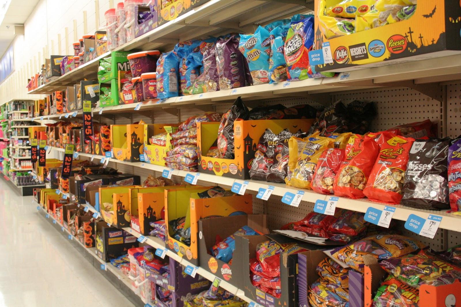 candy - Kmart Halloween
